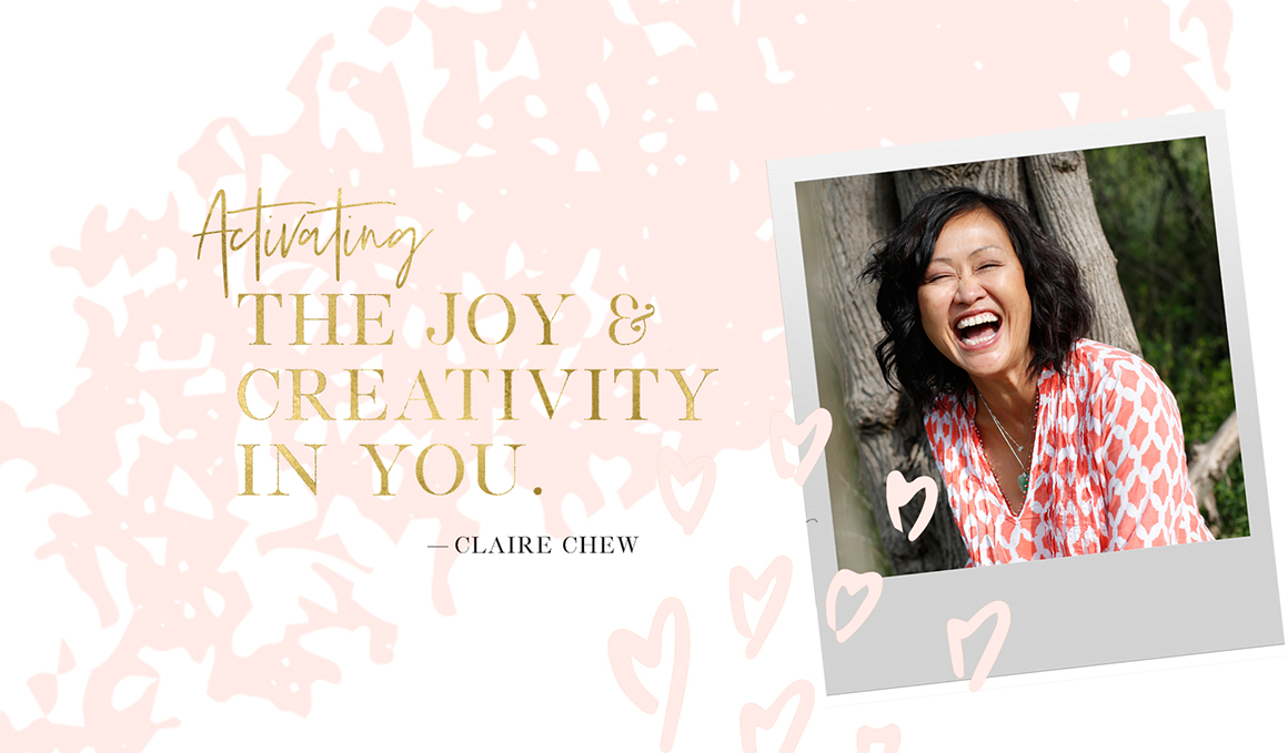 The Joy and Creativity in You